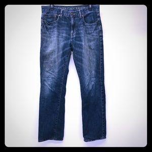 Men's AE Slim Straight Jeans 31x30